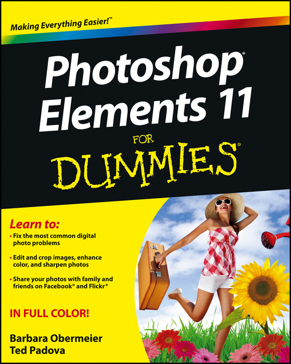 Barbara  Obermeier Photoshop Elements 11 For Dummies barbara obermeier photoshop elements 2018 for dummies
