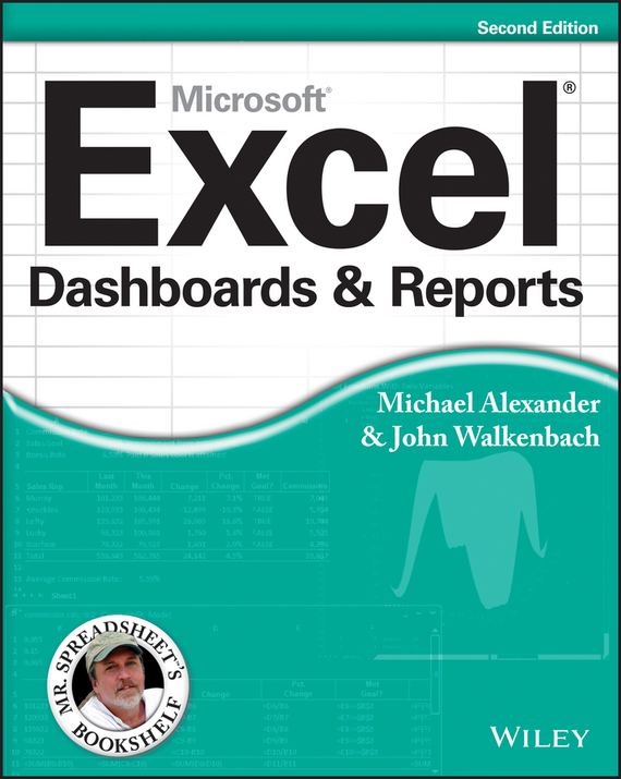 John Walkenbach Excel Dashboards and Reports