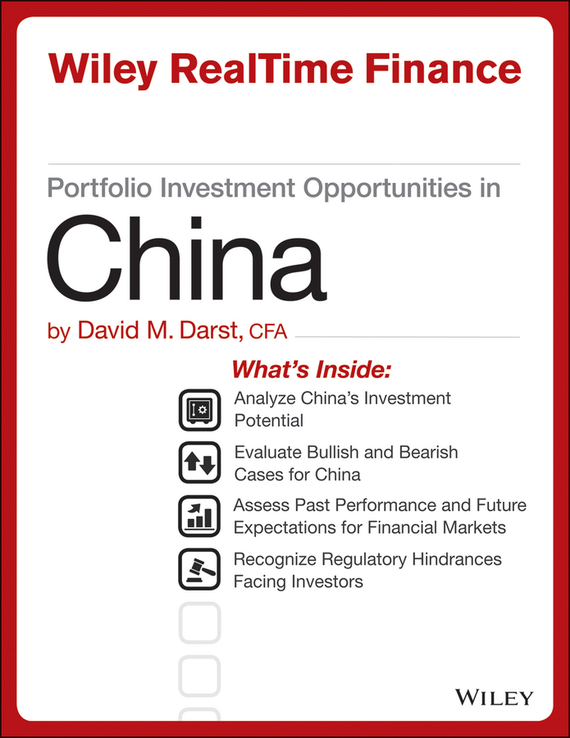 David M. Darst Portfolio Investment Opportunities in China david ownby vincent goossaert ji zhe making saints in modern china