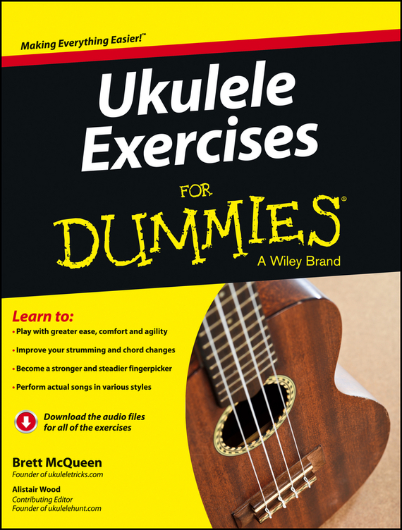 Alistair Wood Ukulele Exercises For Dummies 26inch ukulele hawaiian 4 strings mini guitar mahogany for beginner player