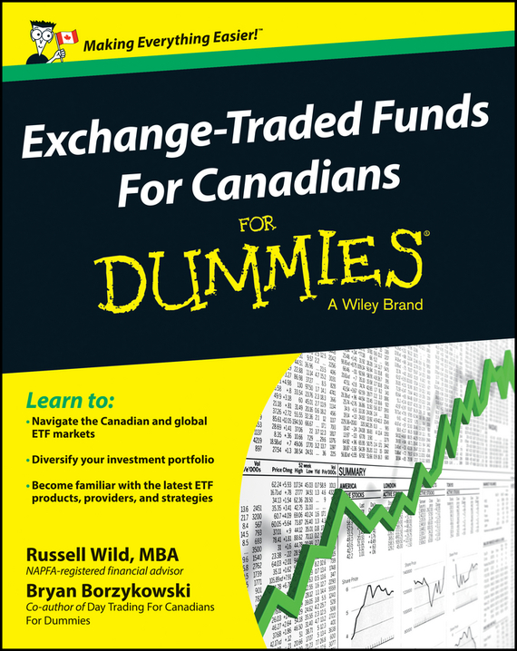 Russell Wild Exchange-Traded Funds For Canadians For Dummies tony levene investing for dummies uk