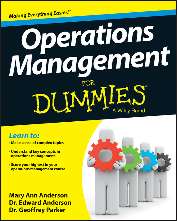 Geoffrey  Parker Operations Management For Dummies k 2000r