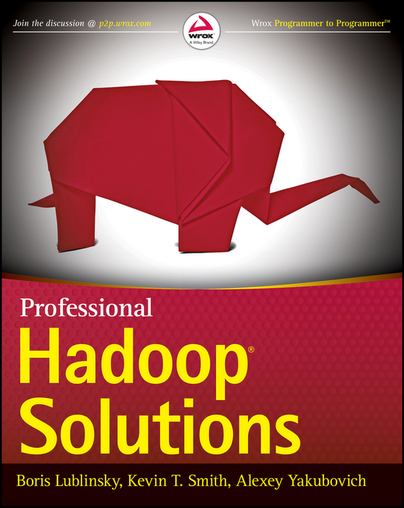 Boris Lublinsky Professional Hadoop Solutions secure data retrieval with token ensuring possession proof