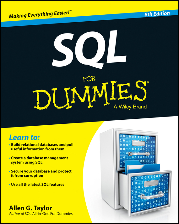 Allen Taylor G. SQL For Dummies oracie sql