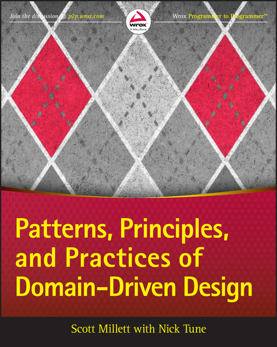 Scott  Millett Patterns, Principles, and Practices of Domain-Driven Design web application architecture principles protocols and practices