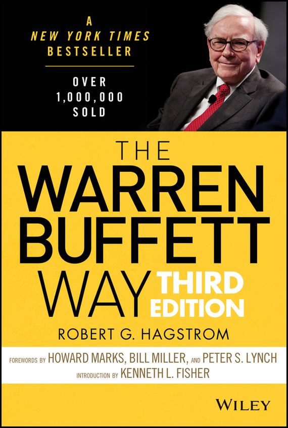 Фото Robert Hagstrom G. The Warren Buffett Way finance and investments
