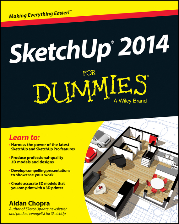 Aidan  Chopra SketchUp 2014 For Dummies sherwood neiss getting started with crowdfund investing in a day for dummies