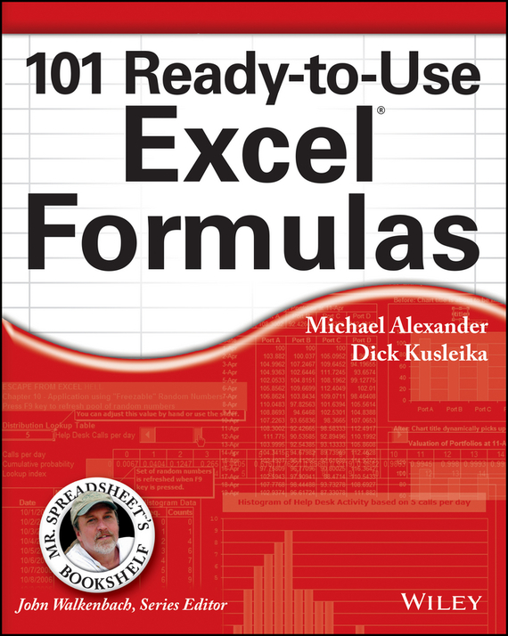 Michael  Alexander 101 Ready-to-Use Excel Formulas optimal and efficient motion planning of redundant robot manipulators