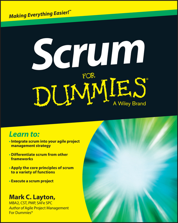 Mark Layton C. Scrum For Dummies mark sullivan comparative religion for dummies