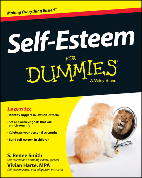 Vivian  Harte Self-Esteem For Dummies twister family board game that ties you up in knots