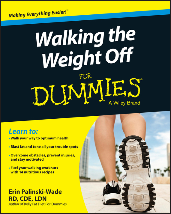 Erin Palinski-Wade Walking the Weight Off For Dummies weight lose raw material garcinia cambogia extract powder 60
