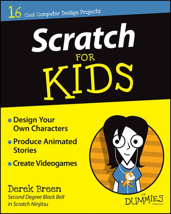 Derek  Breen Scratch For Kids For Dummies