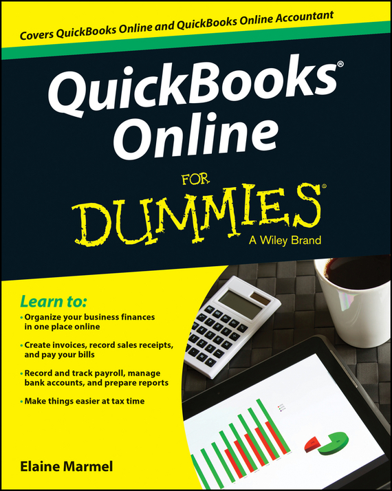 Elaine Marmel QuickBooks Online For Dummies loredana stroup quickbooks 2012 for dummies