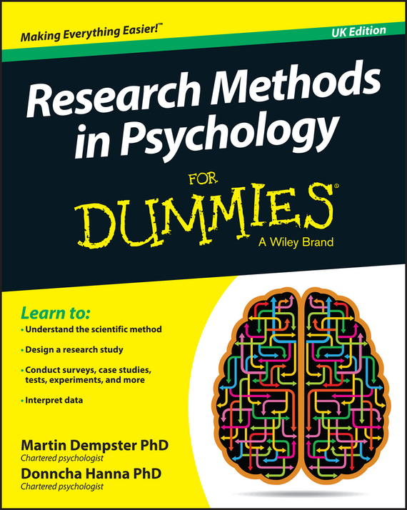 Donncha Hanna Research Methods in Psychology For Dummies basic psychology 4e sg