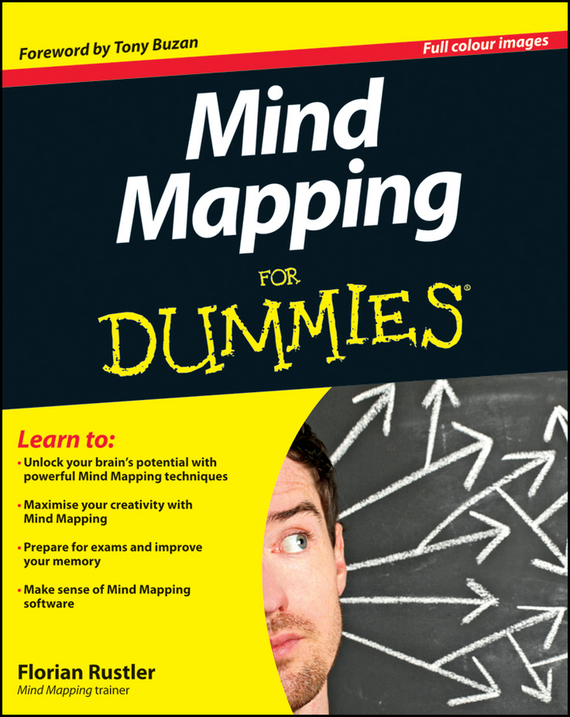 Tony  Buzan Mind Mapping For Dummies tony levene investing for dummies uk