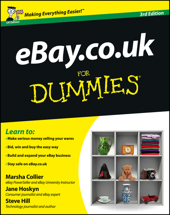 Marsha Collier eBay.co.uk For Dummies clustering information entities based on statistical methods