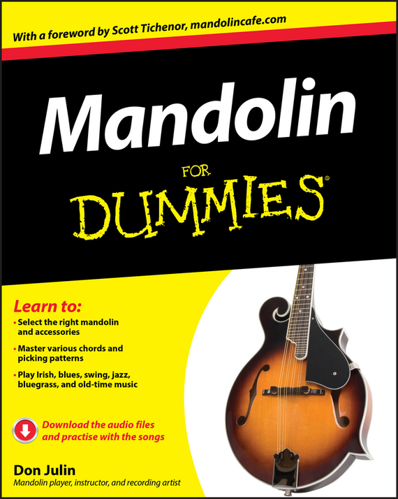 Don Julin Mandolin For Dummies the imactm for dummies®