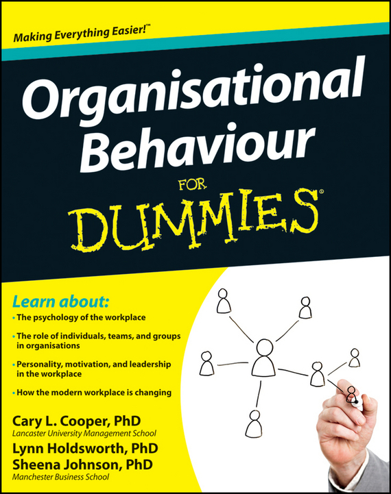 цена Sheena  Johnson Organisational Behaviour For Dummies