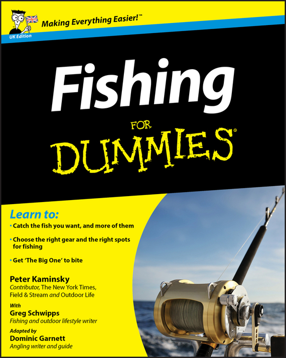 Peter  Kaminsky. Fishing For Dummies