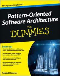 Robert  Hanmer - Pattern-Oriented Software Architecture For Dummies
