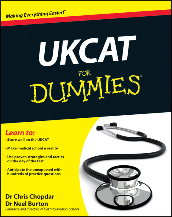 Neel  Burton UKCAT For Dummies tony levene investing for dummies uk
