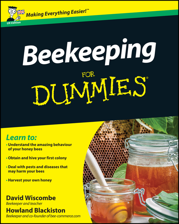 Howland Blackiston Beekeeping For Dummies beekeeping equipment bee honey extractor 6 frames