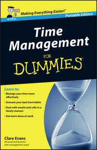 Clare  Evans - Time Management For Dummies – UK