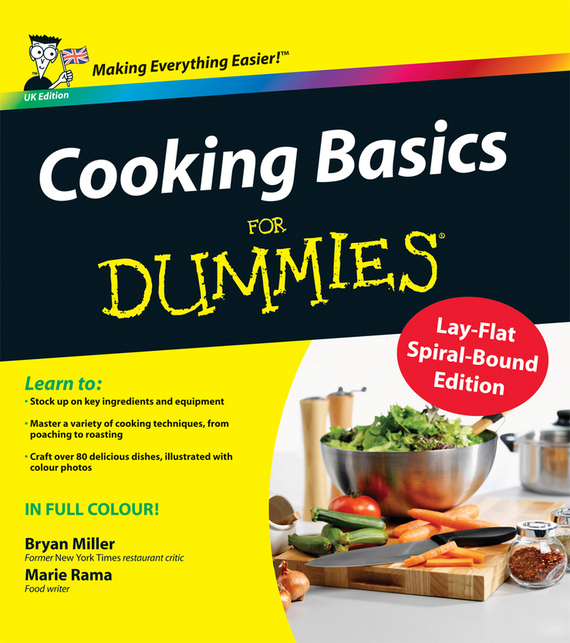 Marie  Rama Cooking Basics For Dummies bryan perrett british military history for dummies