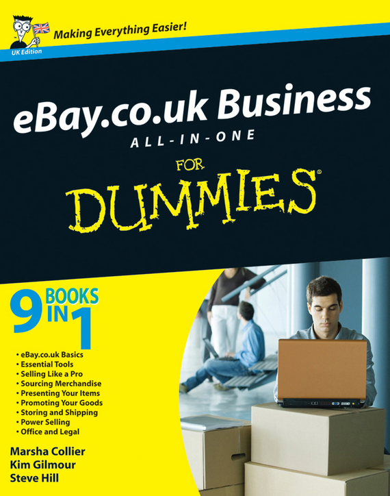 Marsha  Collier eBay.co.uk Business All-in-One For Dummies tony levene investing for dummies uk