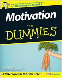 Gillian  Burn - Motivation For Dummies