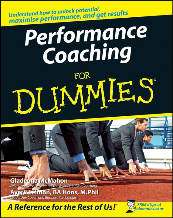 все цены на Gladeana  McMahon Performance Coaching For Dummies в интернете