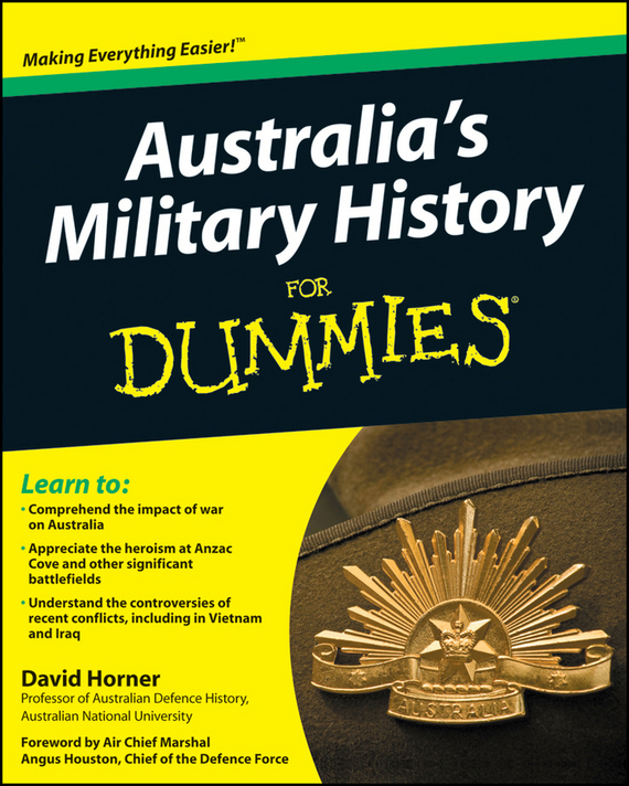 David  Horner Australia's Military History For Dummies vietnam the real war