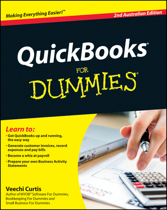 Veechi Curtis Quickbooks For Dummies