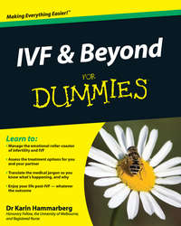 Karin  Hammarberg - IVF and Beyond For Dummies