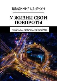 Владимир Дмитриевич Цвиркун - У жизни свои повороты. Рассказы, новеллы, новеллиты