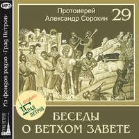 Протоиерей Александр Сорокин - Лекция 29. Песнь Песней