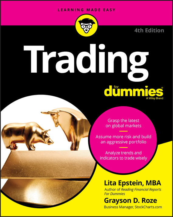 Lita Epstein Trading For Dummies new in stock j2 q014a a