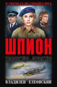 Владилен Елеонский - Шпион товарища Сталина (сборник)