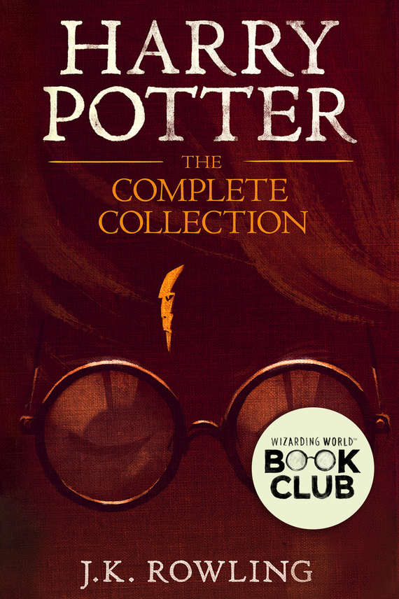Дж. К. Роулинг Harry Potter: The Complete Collection secret warriors the complete collection volume 1