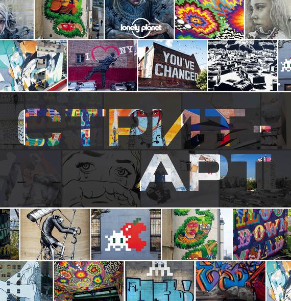 Эд Бартлетт. Стрит-арт. За свободным искусством по миру