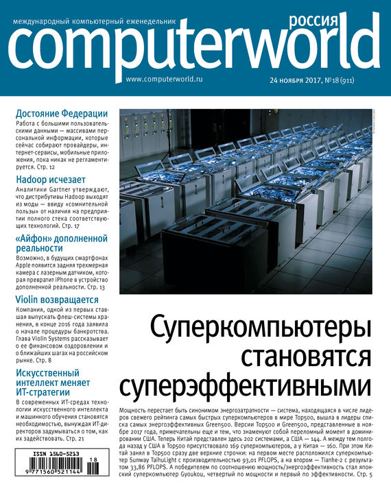 Открытые системы Журнал Computerworld Россия №18/2017 смартфон bq mobile bqs 5020 strike dark grey matt