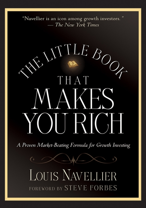 Louis Navellier The Little Book That Makes You Rich. A Proven Market-Beating Formula for Growth Investing best full spectrum 300w led grow light for hydroponics greenhouse grow tent box led lamp suitable for all stages of plant growth