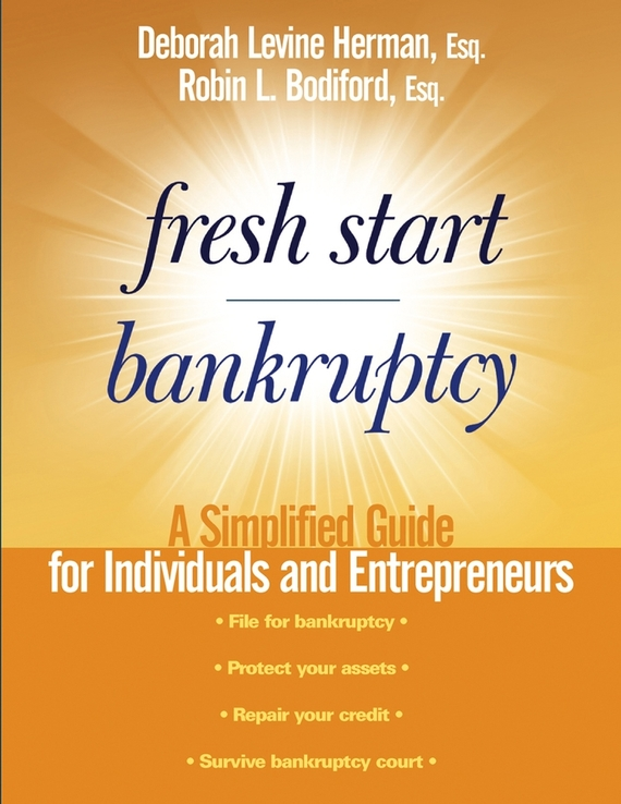 Deborah Herman Levine Fresh Start Bankruptcy. A Simplified Guide for Individuals and Entrepreneurs [vk] mcss1250cs relay start stop 120v 50a ac out relays