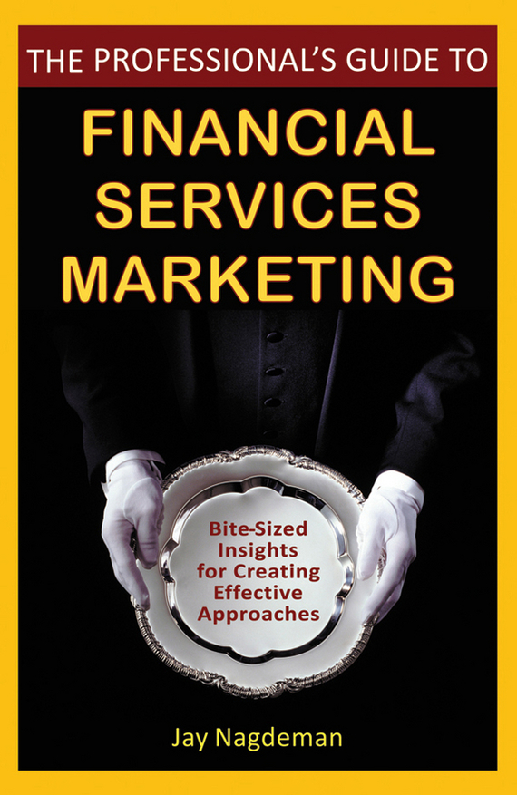 Jay  Nagdeman The Professional's Guide to Financial Services Marketing. Bite-Sized Insights For Creating Effective Approaches