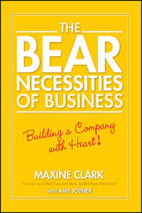 Amy  Joyner - The Bear Necessities of Business. Building a Company with Heart