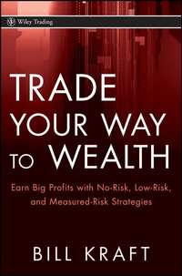 Bill  Kraft - Trade Your Way to Wealth. Earn Big Profits with No-Risk, Low-Risk, and Measured-Risk Strategies