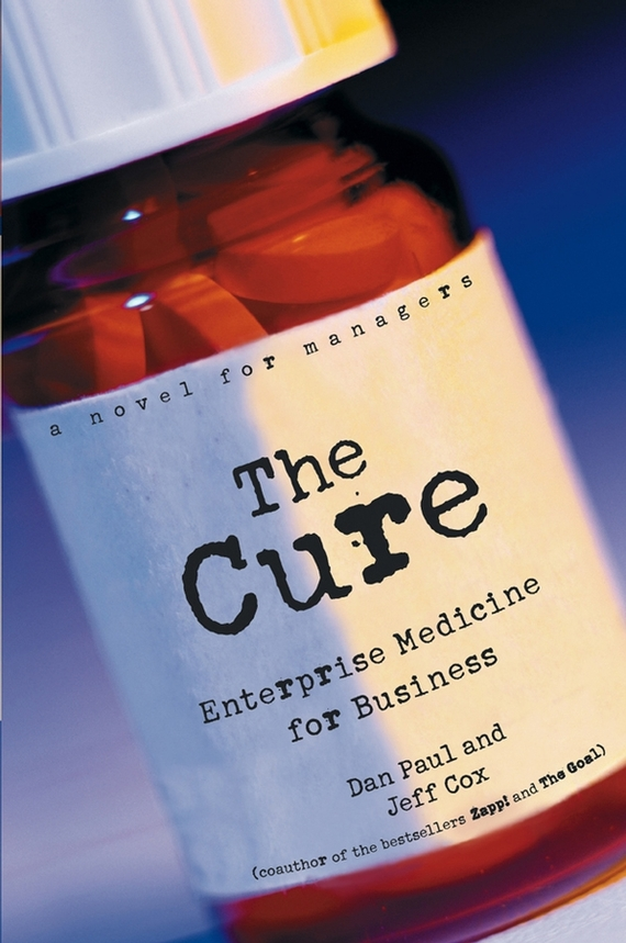 Dan  Paul The Cure. Enterprise Medicine for Business: A Novel for Managers sandals general managers