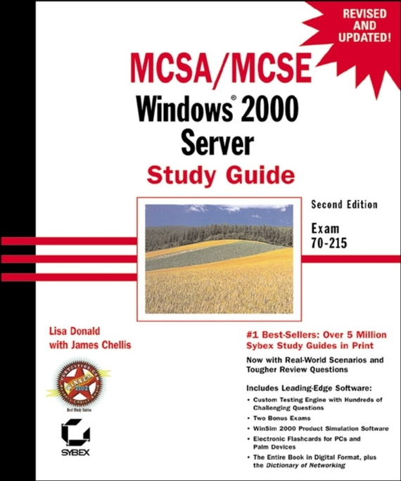 James  Chellis MCSA / MCSE: Windows 2000 Server Study Guide. Exam 70-215 dashner james mortality doctrine the rule of thoughts book 2 dashner james