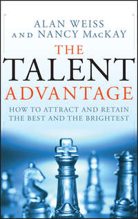 Alan  Weiss - The Talent Advantage. How to Attract and Retain the Best and the Brightest