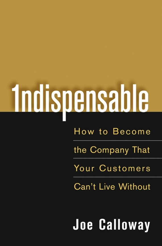 Joe  Calloway Indispensable. How To Become The Company That Your Customers Can't Live Without norman god that limps – science and technology i n the eighties
